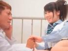 黒田悠斗(黒田将稔) 黒マッチョな保健室のエロメン先生が可愛い制服女子校生に実践SEXで潮吹きの快感を教えちゃう女性向け無料アダルト動画