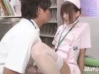 貞松大輔(さだちゃん)希島あいり 採尿がうまくできずに悩む超絶美少女ナースが夜の病院内で同僚の彼と楽しく採尿ゴッコしてエッチerovideo女の子のための無料H動画