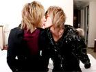【ゲイBL】超仲良しなギャル男系イケメンカップルがホテルでいっぱいキスしながら裸で絡み合っちゃうBLエッチ Pornhub女の子ための無料H動画