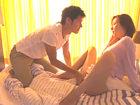 松下紗栄子 性欲旺盛な巨乳美人妻が向かいの家の青年と密会してこっそり絡み合う浮気セックス JavyNow 女性のための無料アダルト動画